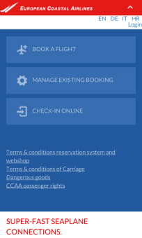 European Coastal Airlines 1.0.1.1 for Passport apps