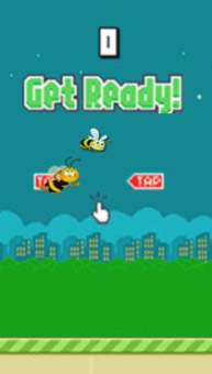 Flappy Bee for blackberry 10