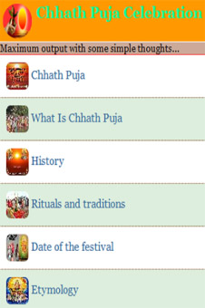 <b>Chhath Puja Celebration v0.0.1.1</b>
