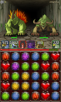Puzzles and Dungeons 1.0.0.2 for bb passport