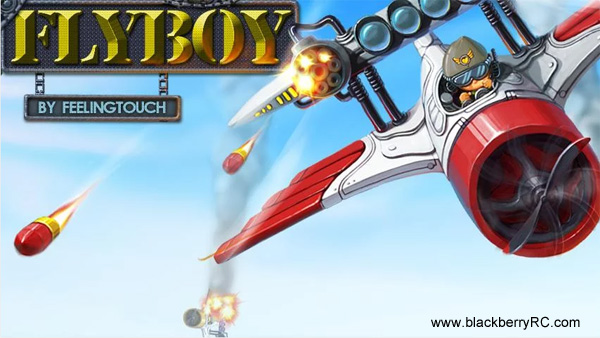 Fly Boy v1.12 for BlackBerry 10 game