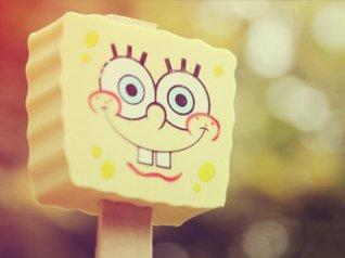 Cute SpongeBob wallpaper