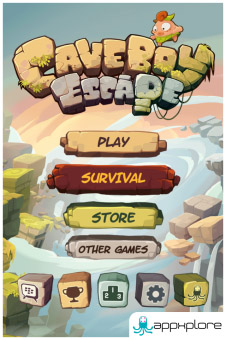 Caveboy Escape 1.3.0.6 for passport games