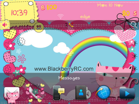 <b>Cute Cat 99xx bold themes</b>