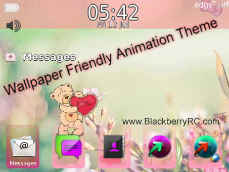 <b>Animated Teddy pink 9900,9930,9981 THEMES</b>
