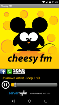 <b>Cheesy FM 1.0.1 for classic, passport apps</b>