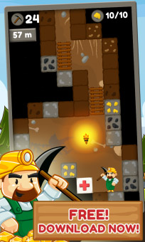 Gem Mine - Pocket Gold Craft v1.3.0.1
