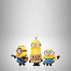 <b>MINION WALLPAPER</b>