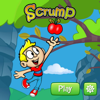 Scrump 1.3 for blackberry classic games