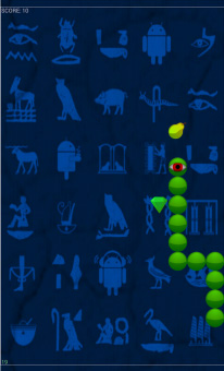 Gravity Worm 1.0.2 for bb Q10, Playbook games