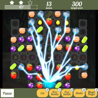 <b>Candy Fruits 1.1.0 for leap game</b>