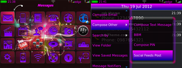Cool themes to download for blackberry 9220