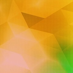 <b>Vector art yellow gold triangles pattern</b>