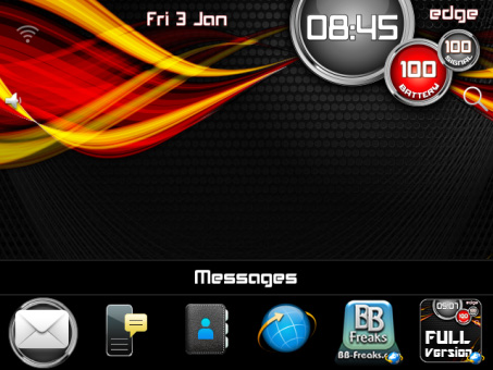<b>Ultimate FREE Tech 99xx bold Theme</b>