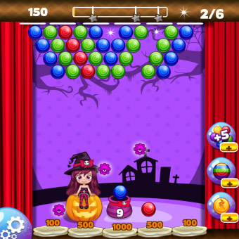 download bubble shooter free blackberry