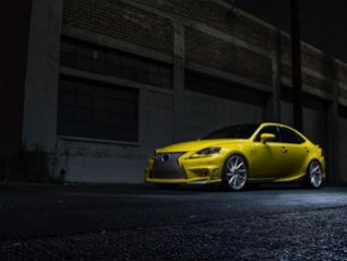 Lexus IS 350 F Sport wallpaper