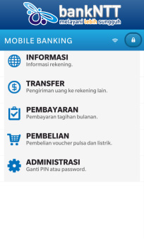 bankNTT Mobile Banking 1.0 for Q10,Q5 apps