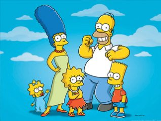 <b>Simpsons Family blackberry wallpaper</b>
