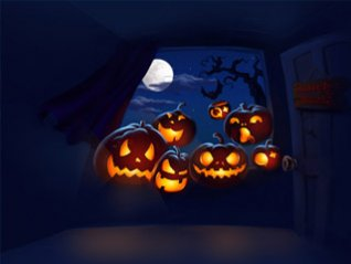 <b>All Hallows' Evening for bb p9981 wallpaper</b>