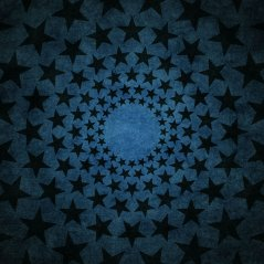 <b>Round Star Pattern Art wallpaper</b>