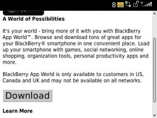 <b>How to get apps on your blackberry ?</b>