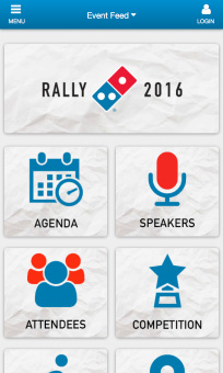 <b>RALLY 2016 for blackberry world apps</b>