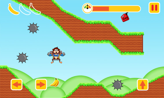 <b>Monkey Adventures 1.0.1 for blackberry games</b>