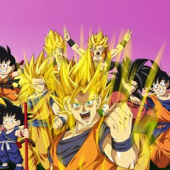 <b>Dragonball 1440x1440 wallpaper for BB passport</b>