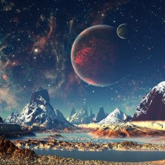 <b>Dream Space World for bb passport wallpapers</b>