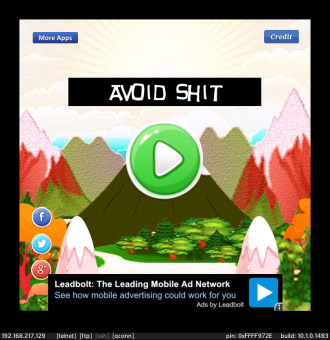 <b>Avoid Shit - avoid falling shit v1.0.31.1</b>