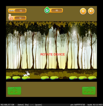 <b>Cross Stepping Stones for blackberry games</b>