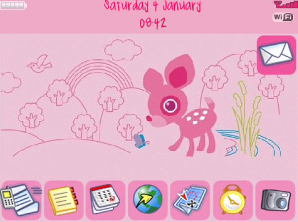 Young Oeh 99xx bold theme