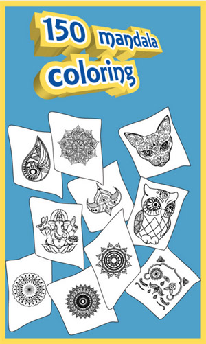 Mandala Coloring Pages 1.0.2