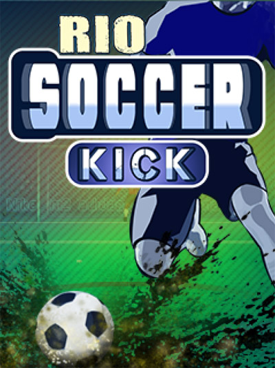 Rio Soccer Kick v1.0 blackberry games