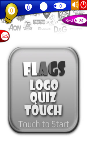 Logo Quiz Touch: Flags v1.0.3