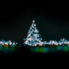 <b>christmas lights bokeh wallpaper</b>