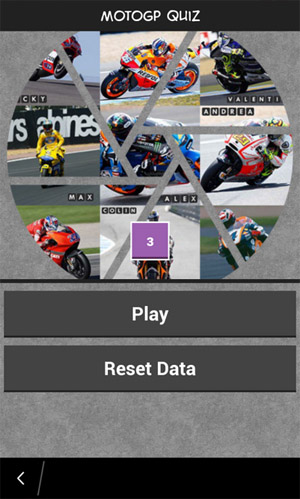 Guess the Pictures for MotoGP Quiz v 1.0.3