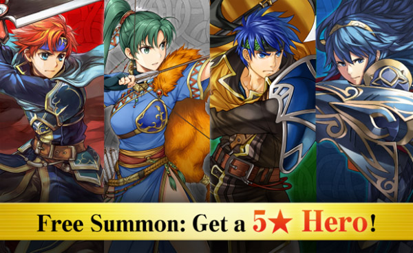 Fire Emblem Heroes for bb keyone games
