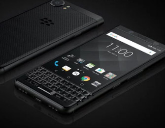 <b>BlackBerry KeyOne Black Edition Lands In The US (</b>